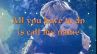 Miley Cyrus-Right Here(lyrics)