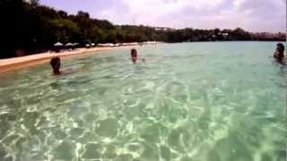 preview picture of video 'Playa Sosua August 2012'