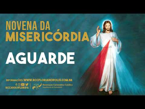 1° Dia   Novena da Misericórdia   Seminarista José Gabriel