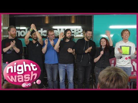 NightWash Live vom 16.04.2018 - NightWash live
