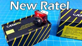 Caddx Ratel 2 // Starlight // Micro Camera Review