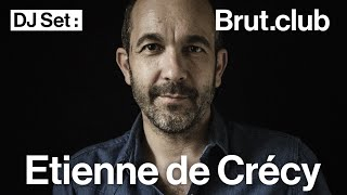 Etienne de Crecy - Live @ Brut.club 2021