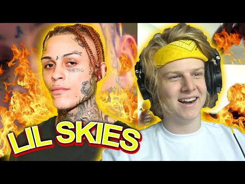 SKIES BEST SONG?! Lil Skies - No Rest [Official Video] REACTION!