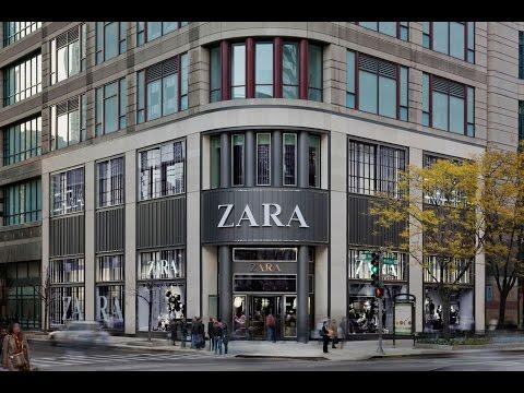 Zara расширяет бизнес: прибыль компании выросла на 10%