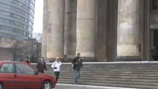 Monika Olejnik biegnie! naganie z trasy