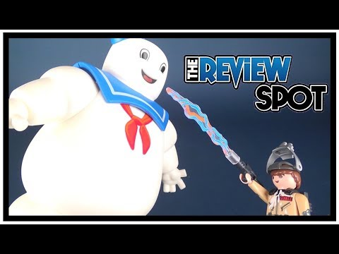 Toy Spot | Playmobil Ghostbusters Stay Puft Marshmallow Man (Set 9221)