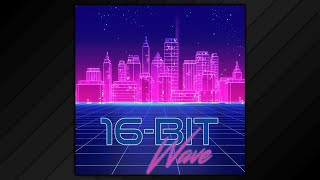 16-Bit Wave • Super Nintendo & Sega Genesis RetroWave Mix