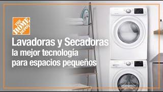 Tendencia de Lavadoras y Secadoras