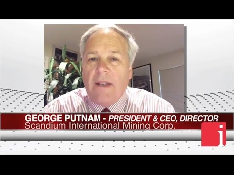 InvestorIntel Interview with George Putnam on Scandium Inter ... Thumbnail