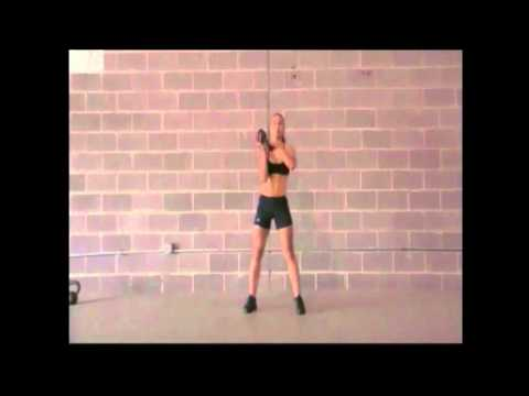 Kettlebell Alternating Swing Flip Catch