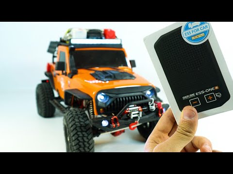 ESS ONE RC Sound System Assemble & Test