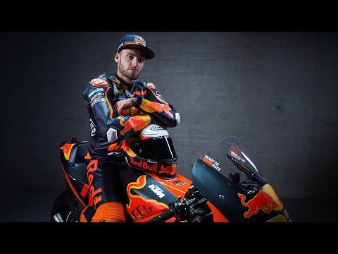 Brad Binder | Red Bull KTM Factory Racing Moto GP Team Rider 2021