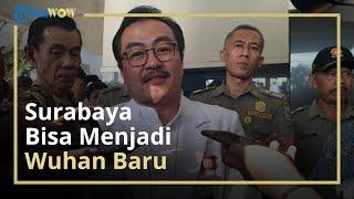 Warga Dinilai Tak Disiplin Protokol Kesehatan, Gugus Tugas Covid-19: Surabaya Bisa Jadi Wuhan