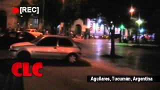 preview picture of video 'PAPA NOEL - LA CARA OCULTA EN AGUILARES'
