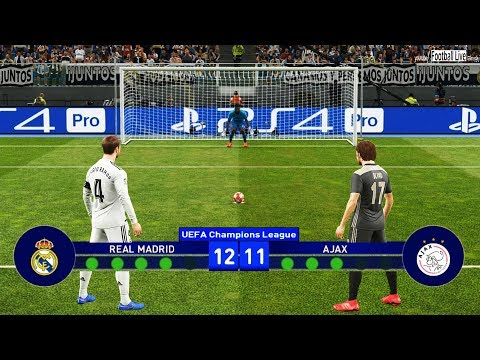 Download Pes 2018 Psg Vs Real Madrid Uefa Champions League Ucl Video