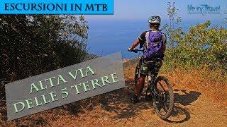 ALTA VIA DELLE 5 TERRE IN MTB - Da Levanto a Porto Venere in bici