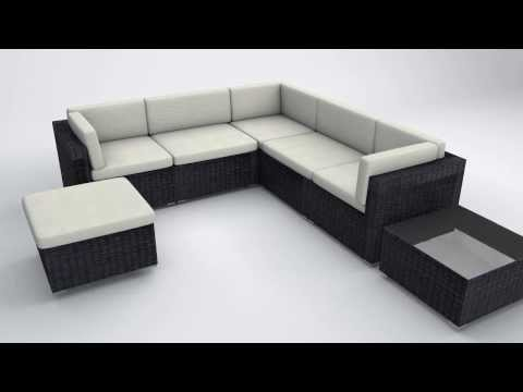 Corner sofa Hoff Aston Video #2