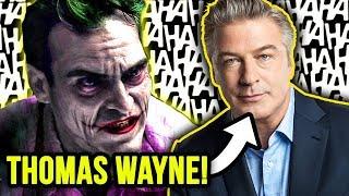 Bruce Wayne's Father HAS BEEN CAST for 'Joker' Origin Movie!