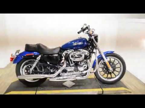 2009 Harley-Davidson Sportster® 1200 Low in Wauconda, Illinois - Video 1