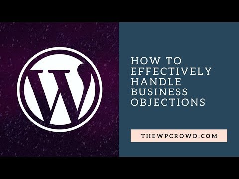 How to effectively handle business objections Podcast