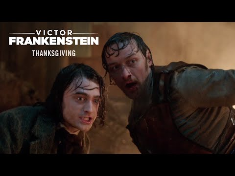 the monster that victor frankenstein created