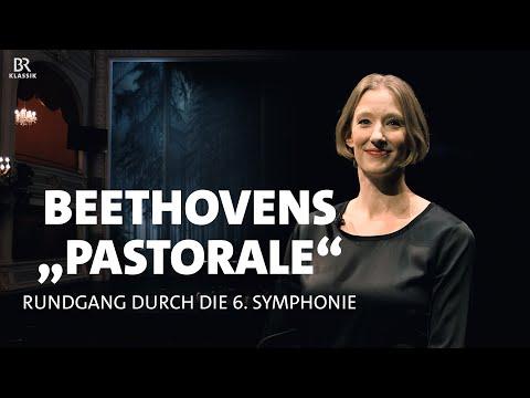 Videorundgang durch die 6. Symphonie von Beethoven mit Joana Mallwitz