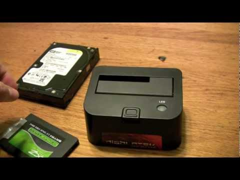 USB Sata Hard Drive Dock – must have tech gadget
