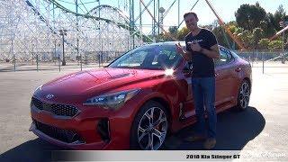 Review: 2018 Kia Stinger GT
