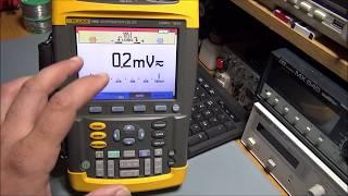 Fluke 196 Scopemeter Li Ion Upgrade And Charging Enhancement