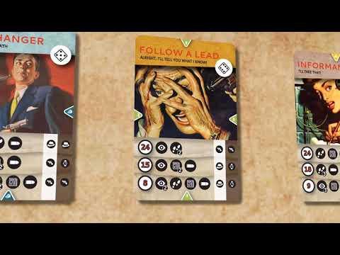 Play Pulp Detective Online | Tabletopia