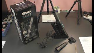 Shark Akku Handstaubsauger WV251EU - beutelloser Handsauger mit Akku - Test