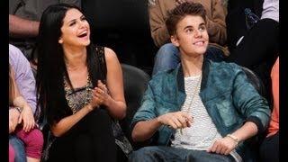 Justin Bieber & Selena Gomez Caught On Kiss Cam