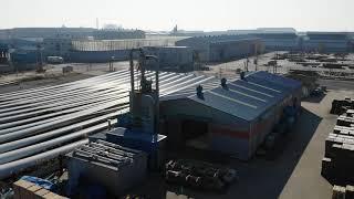 木材厂全景