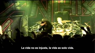 Anthrax   Be All, End All Subtitulos Español HD