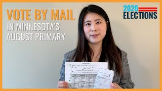 Election 2020: How to vote by mail in Minnesota
