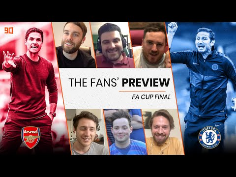 ARSENAL VS CHELSEA FA CUP FINAL PREVIEW! Who Are Favourites To Win The FA Cup Final 2020?
