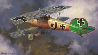 The World War One Aviation Art Of Russell Smith