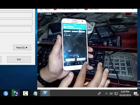 GALAXY J700T1  ROOT   UNLOCK Z3X BOX METRO PCS      - isai perez