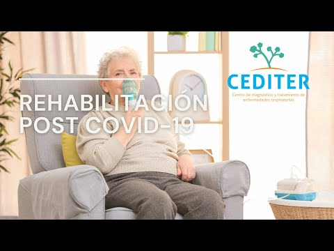 Rehabilitación Post COVID-19