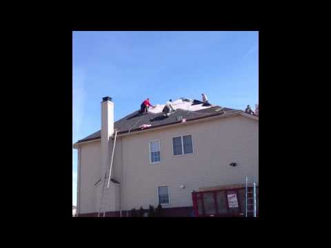 Coverall Construction time lapse roof installation. Check out our website for more details.