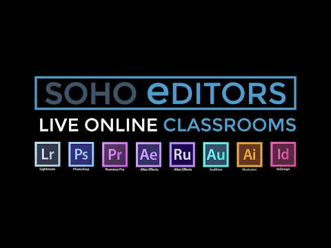 Live Online Adobe Training Courses - YouTube