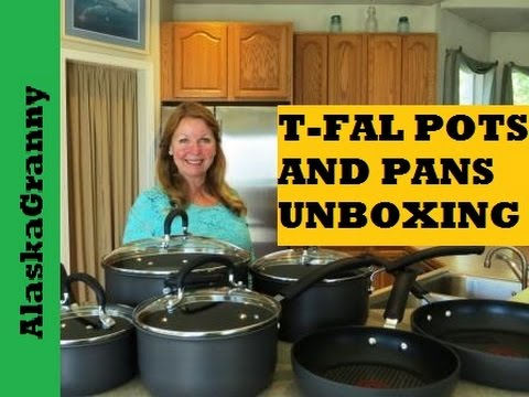 T-fal Cookware Best Choice Cookware Review and Unboxing