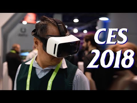 CES 2018 - Walk through and Highlights