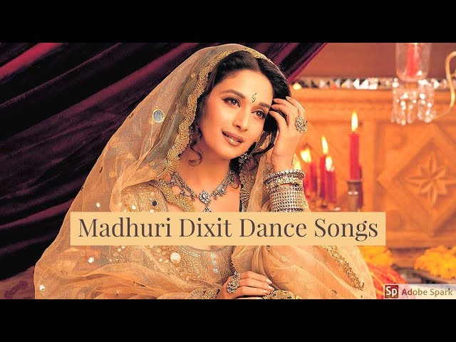 Madhuri Dixit Dance Songs