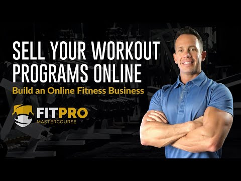How To Sell Your Workouts & Training Programs Online - Build an ...