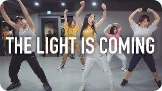 The Light Is Coming - Ariana Grande ft. Nicki Minaj / Soi Jang Choreography