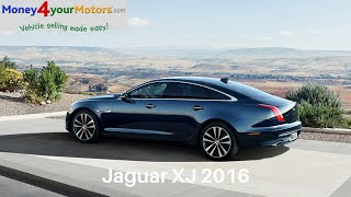 Jaguar XJ 2016 Review