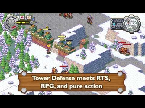 Видео № 0 из игры Lock's Quest [PS4]