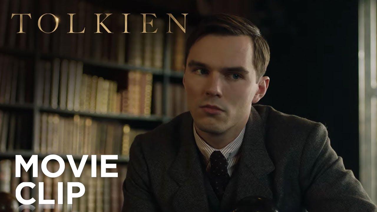 Tolkien - Philology Department