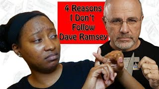Dave Ramsey: 4 Reasons Why I Don't Follow His Advice | KeAmber Vaughn